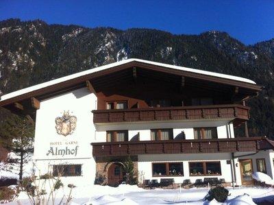 Отель Garni Almhof 3* Майрхофен Австрия