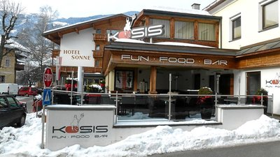 Отель Kosis Sports Lifestyle 4* Фюген Австрия