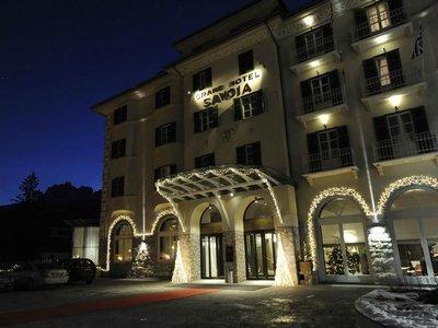 Отель Grand Hotel Savoia 5* Кортина д'Ампеццо Италия