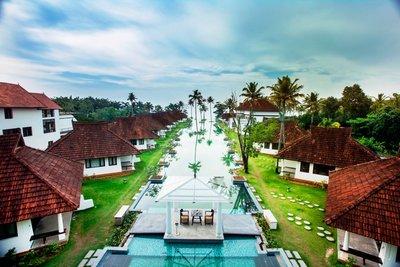 Отель Aveda Kumarakom 4* Керала Индия