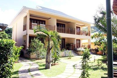 Отель Pirogue Lodge 3* о. Праслин Сейшельские о-ва