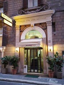 Отель Paris Hotel 3* Рим Италия