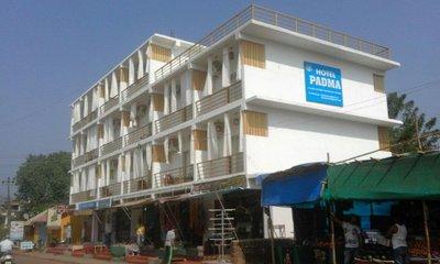 Отель Padma Hotel 1* Северный Гоа Индия