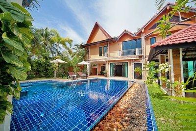 Отель Bangtao Tara Villa Three 3* о. Пхукет Таиланд