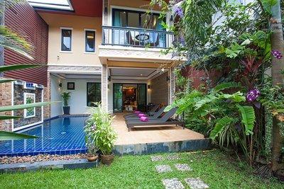 Отель BangTao Tara Villa 5 3* о. Пхукет Таиланд