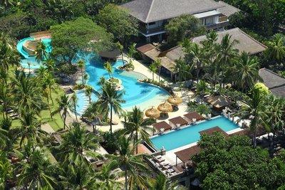 Отель Bali Mandira Beach Resort & Spa 4* Кута (о. Бали) Индонезия