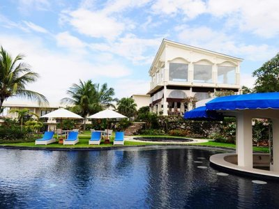 Отель Blue Point Bay Villas & Spa 4* Джимбаран (о. Бали) Индонезия