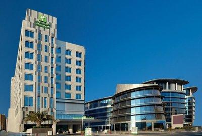 Отель Holiday Inn Doha - The Business Park 4* Доха Катар