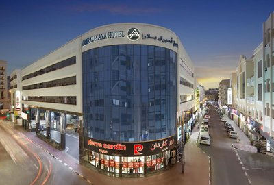 Отель Admiral Plaza Hotel 3* Дубай ОАЭ
