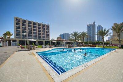 Отель Ajman Beach Hotel 3* Аджман ОАЭ
