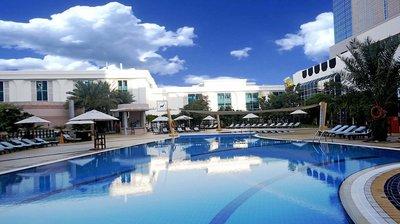 Отель Al Ain Palace Hotel 3* Аль Айн ОАЭ