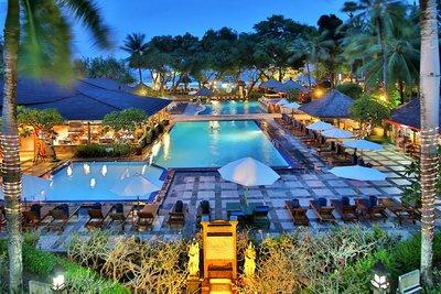 Отель The Jayakarta Bali Beach Resort Residence & Spa 4* Кута (о. Бали) Индонезия