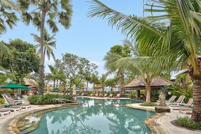 Отель Legian Beach Hotel 4* Кута (о. Бали) Индонезия
