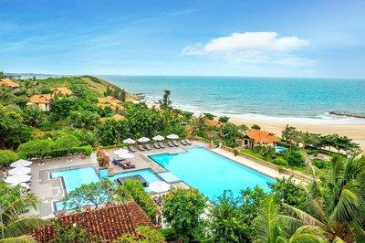 Отель Romana Resort & Spa 4* Фантьет Вьетнам