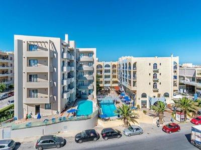 Отель Lefkoniko Beach Icarus Suites 3* о. Крит – Ретимно Греция
