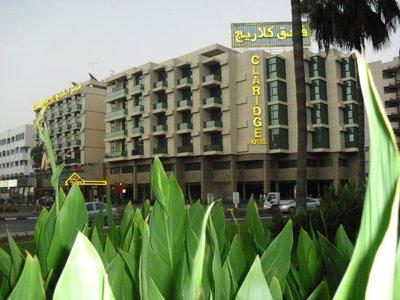 Отель Claridge Hotel 3* Дубай ОАЭ