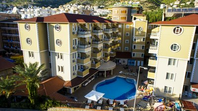 Отель Kleopatra Ada Hotel 4* Алания Турция