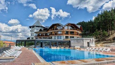 Отель Hot Springs Medical & Spa 4* Банско Болгария