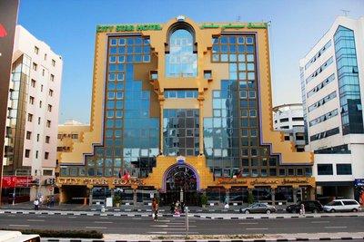 Отель City Star Hotel 3* Дубай ОАЭ