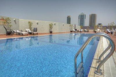 Отель Fortune Grand Hotel Apartments Bur Dubai 3* Дубай ОАЭ