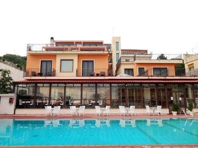 Отель Villa Esperia Hotel 4* о. Сицилия Италия