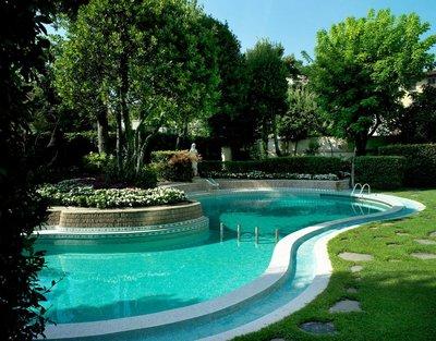 Отель Sina Villa Medici 5* Флоренция Италия