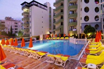 Отель Kaila Krizantem Hotel 4* Алания Турция
