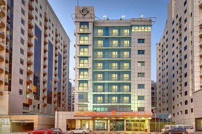 Отель Grandeur Hotel 4* Дубай ОАЭ