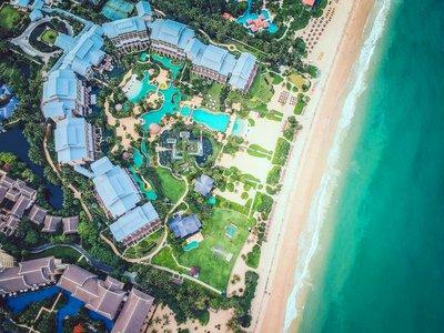 Отель Hilton Sanya Resort & Spa 5* о. Хайнань Китай