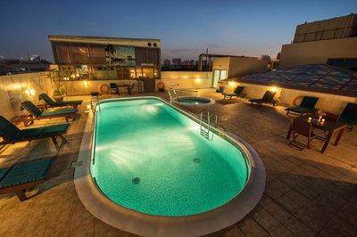 Отель Grand Central Hotel 4* Дубай ОАЭ