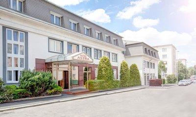 Отель Astra Hotel 3* Прага Чехия