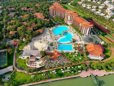 Отель Selectum Family Resort Belek 5* Белек Турция