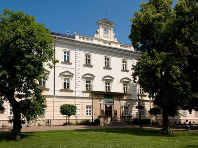 Отель Judita 3* Теплице Чехия