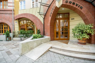 Отель Corvin Hotel Budapest Corvin Wing 4* Будапешт Венгрия