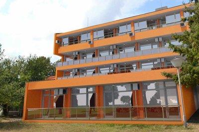 Отель Нева 2* Приморско Болгария