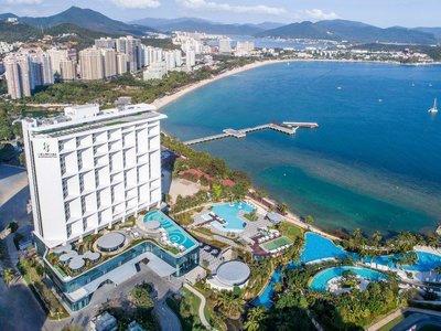 Отель The Shanhaitian Resort Sanya Autograph Collection 5* о. Хайнань Китай