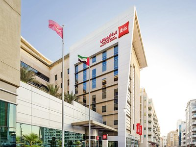 Отель Ibis Mall of the Emirates Dubai 3* Дубай ОАЭ