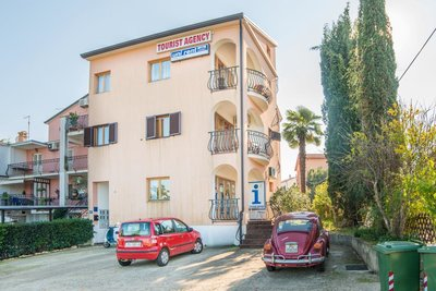 Отель Arijeta 229 Apartments 3* Ровинь Хорватия