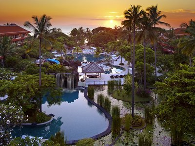 Отель The Westin Resort Nusa Dua Bali 5* Нуса Дуа (о. Бали) Индонезия