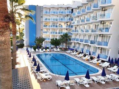 Отель Mysea Hotels Alara 4* Алания Турция