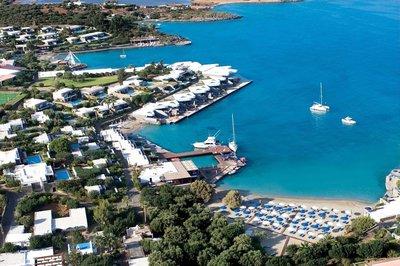 Отель Elounda Beach Hotel & Villas 5* о. Крит – Элунда Греция