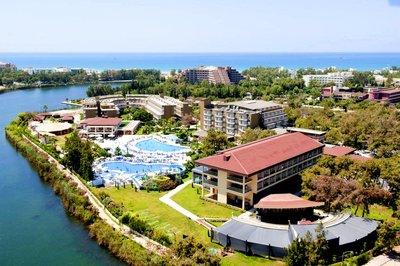 Отель Otium Family Eco Club 5* Сиде Турция