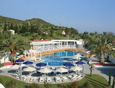 Отель Ioli Village 3* Халкидики – Кассандра Греция
