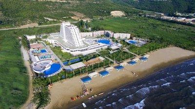 Отель Palm Wings Ephesus Beach Resort 5* Кушадасы Турция