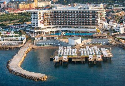 Отель Sirius Deluxe Hotel 5* Алания Турция