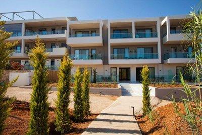 Отель Minos Apart Hotel 4* о. Крит – Ретимно Греция