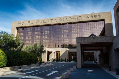 Отель Silken Puerta Madrid Hotel 4* Мадрид Испания
