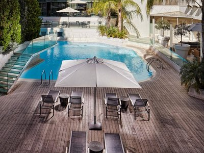 Отель Galaxy Hotel Iraklio 5* о. Крит – Ираклион Греция