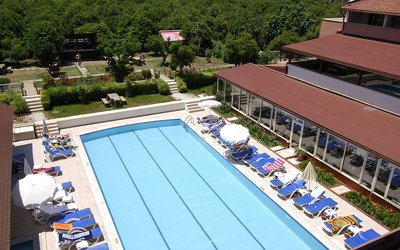 Отель Dg Rose Resort 4* Кемер Турция