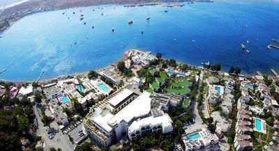 Отель Royal Asarlik Beach Hotel & Spa 5* Бодрум Турция